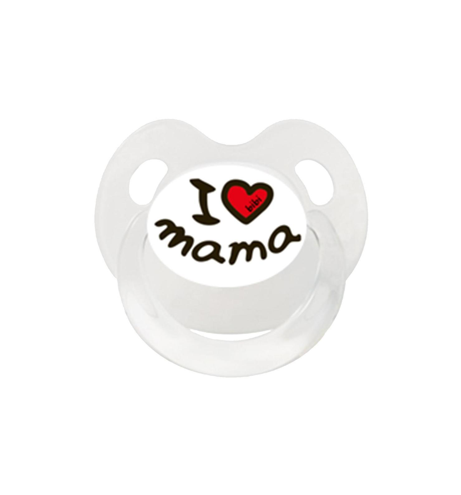 Пустышка Bibi Dental силикон Дневная 16 + мес.BasicCare Mama/Papa bibi happiness natural силикон голубая 0 2 мес