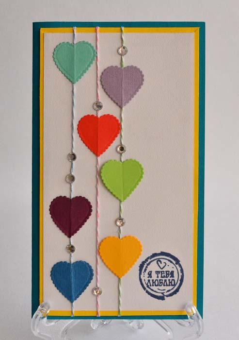 Открытка-конверт Я тебя люблю. Студия Тетя РозаОВЛ-0003Характеристики: Размер 19 см x 11 см.Материал: Высоко-художественный картон, бумага, декор.Описание: Данная открытка может стать как прекрасным дополнением к вашему подарку, так и самостоятельным подарком. Так как открытка является и конвертом в который вы можете вложить ваш денежный подарок или просто написать ваши пожелания на вкладыше. Яркое любовное послание для любимых.Также открытка упакована в пакетик для сохранности.Обращаем Ваше внимание на то, что открытка может незначительно отличаться от представленной на фото.Открытки ручной работы от студии Тётя Роза отличаются своим неповторимым и ярким стилем. Каждая уникальна и выполнена вручную мастерами студии. (Открытка для мужчин, открытка для женщины, открытка на день рождения, открытка с днем свадьбы, открытка винтаж, открытка с юбилеем, открытка на все случаи, скрапбукинг)