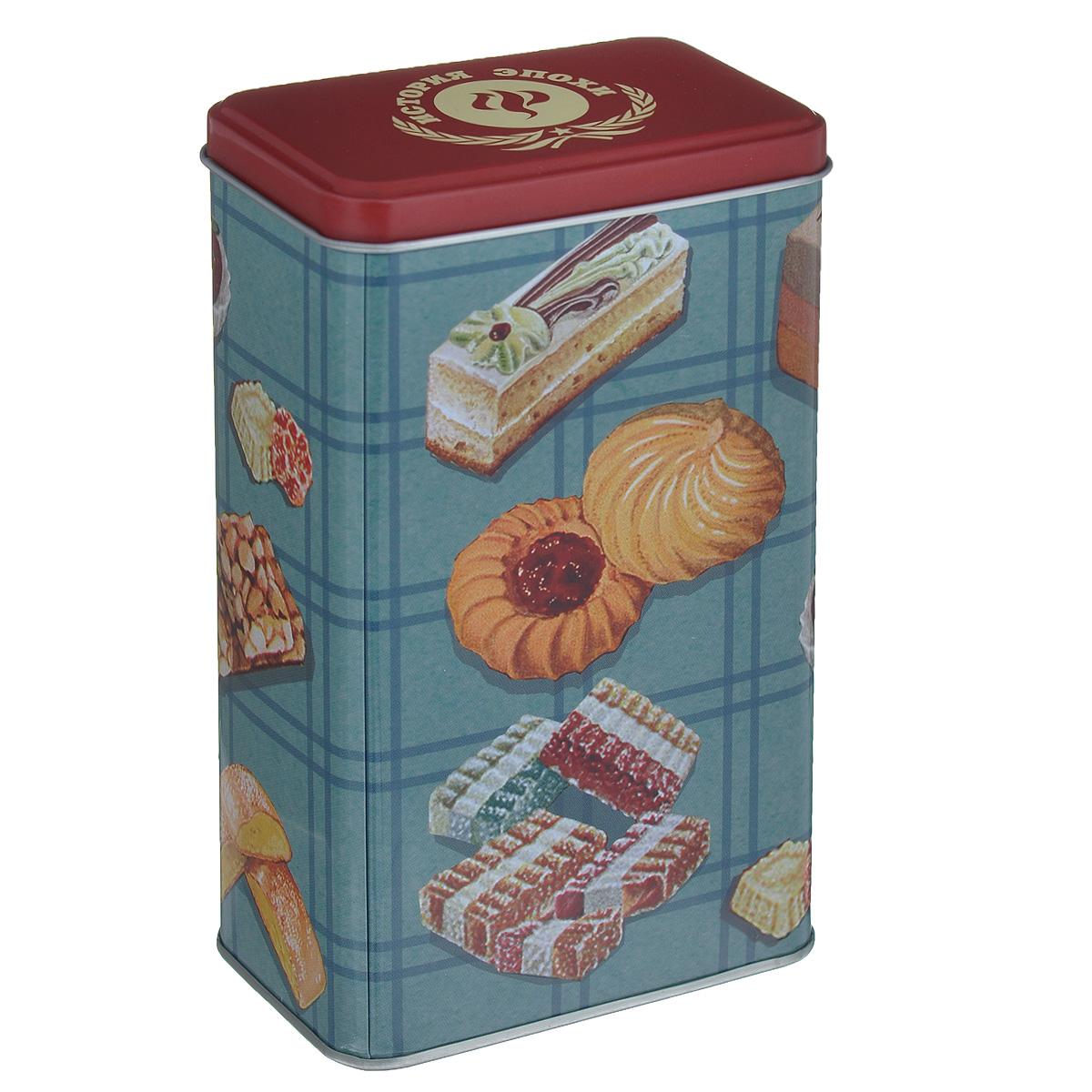 Банка для сыпучих продуктов Сладости, 850 мл банка для сыпучих продуктов сладости 850 мл