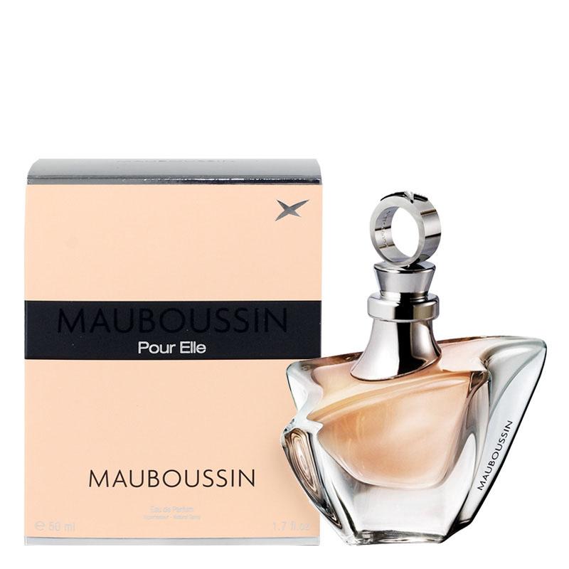 Mauboussin Парфюмерная вода Pour Elle, женская, 50 мл mauboussin парфюмерная вода 50 мл mauboussin mbcat028
