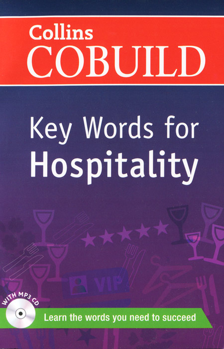 Key Words for Hospitality (+ CD) key words for hospitality cd