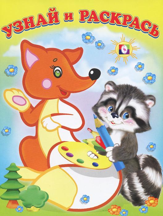 Лиса и енот. Раскраска чехол для карточек узоры сова лиса енот