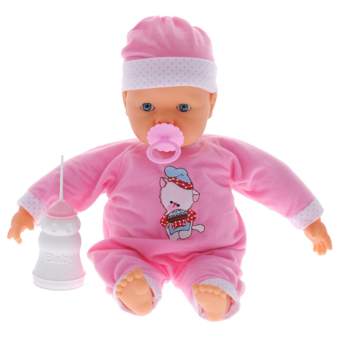 """Фото Кукла-пупс """"Falca"""", озвученная, с аксессуарами, 38 см. Покупайте с доставкой по России"""