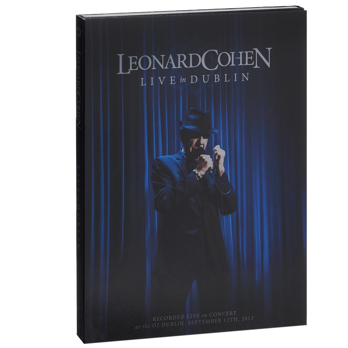 Leonard Cohen. Live In Dublin leonard cohen poems