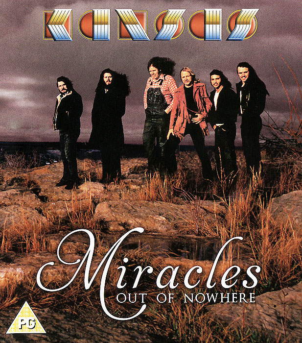 Kansas Kansas. Miracles Out Of Nowhere (CD + Blu-Ray) robert plant & the band of joy live from the artist s den blu ray
