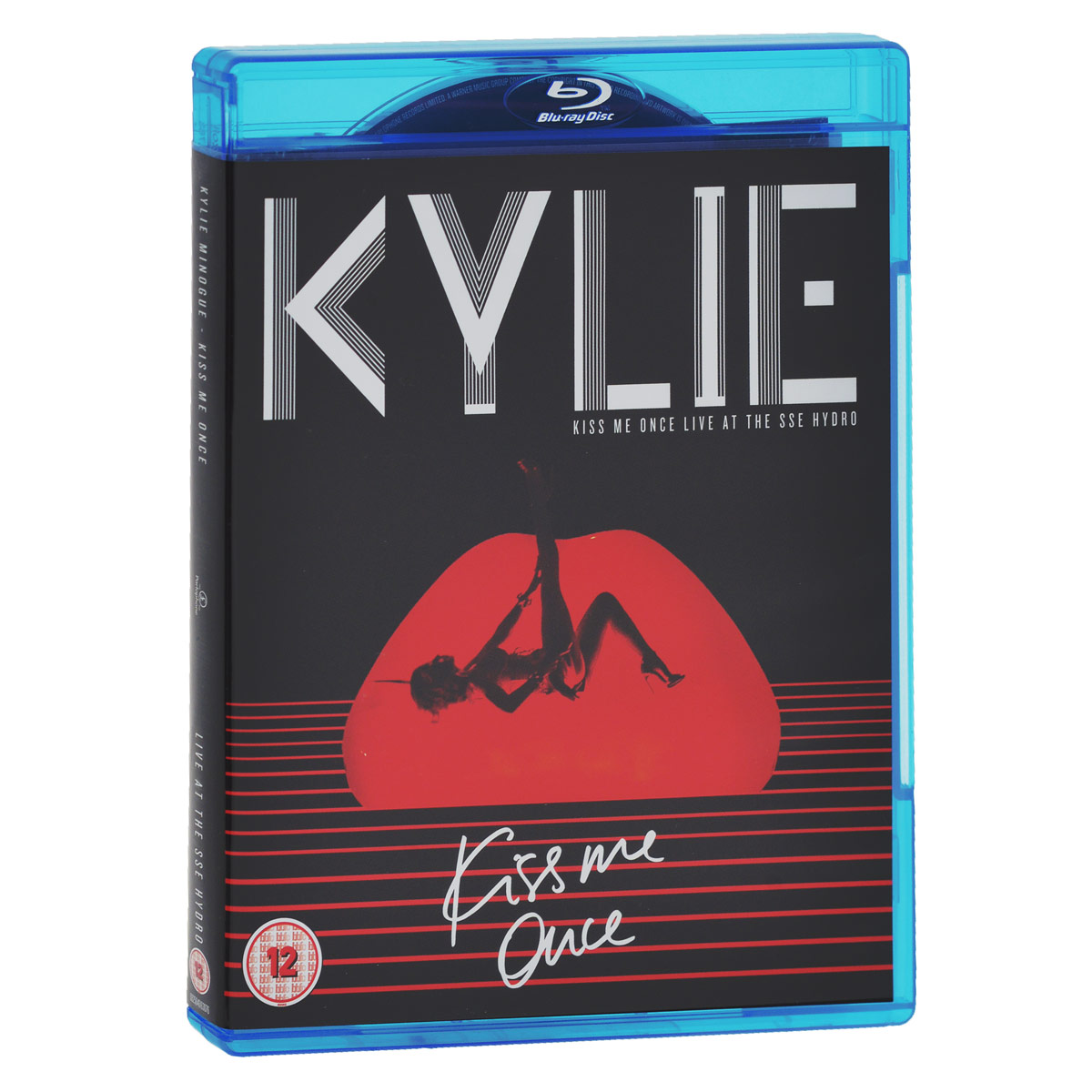 Кайли Миноуг Kylie Minogue. Kiss Me Once Live At The SSE Hydro (2 CD + Blu-ray) europe live at shepherd s bush london blu ray