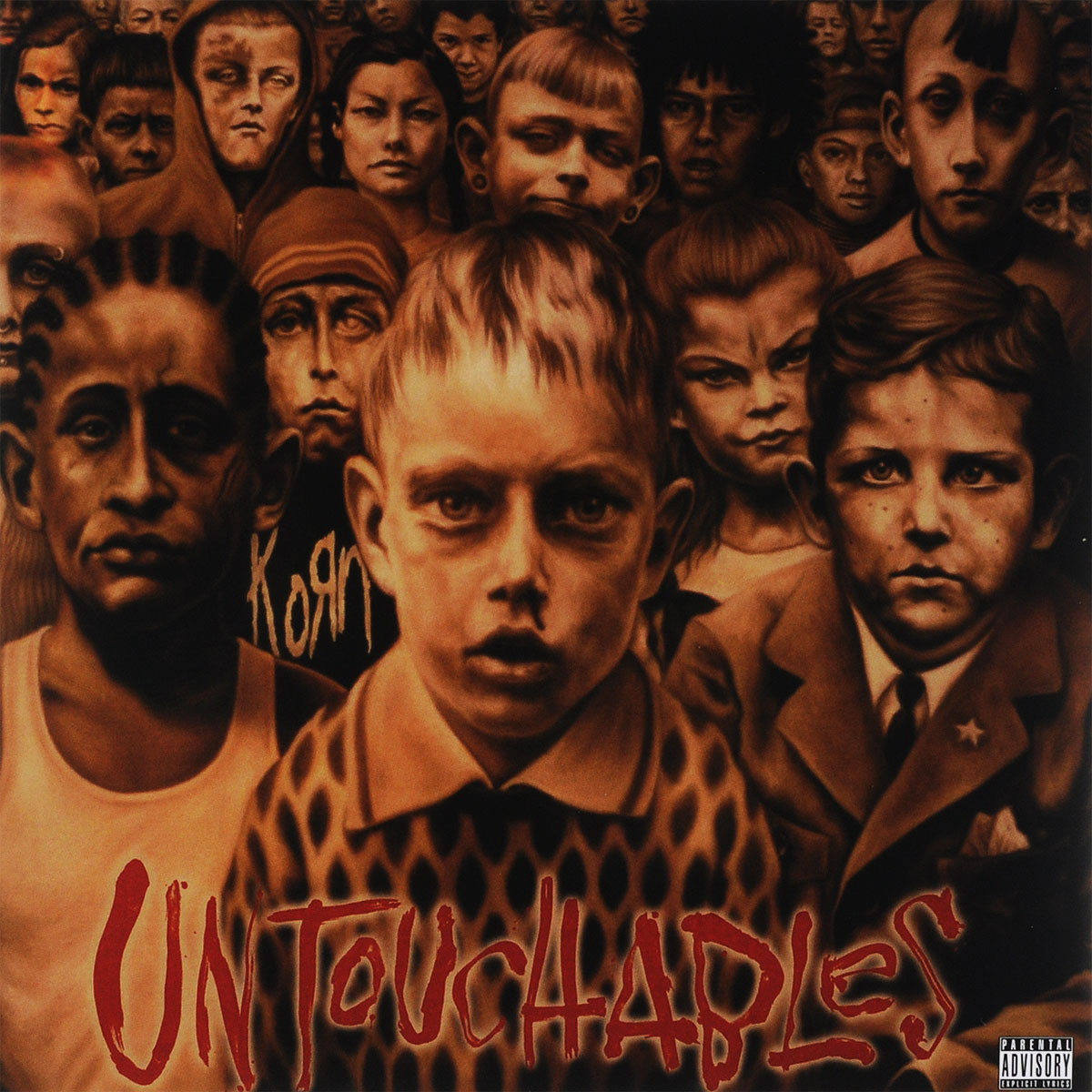 Korn Korn. Untouchables (2 LP)