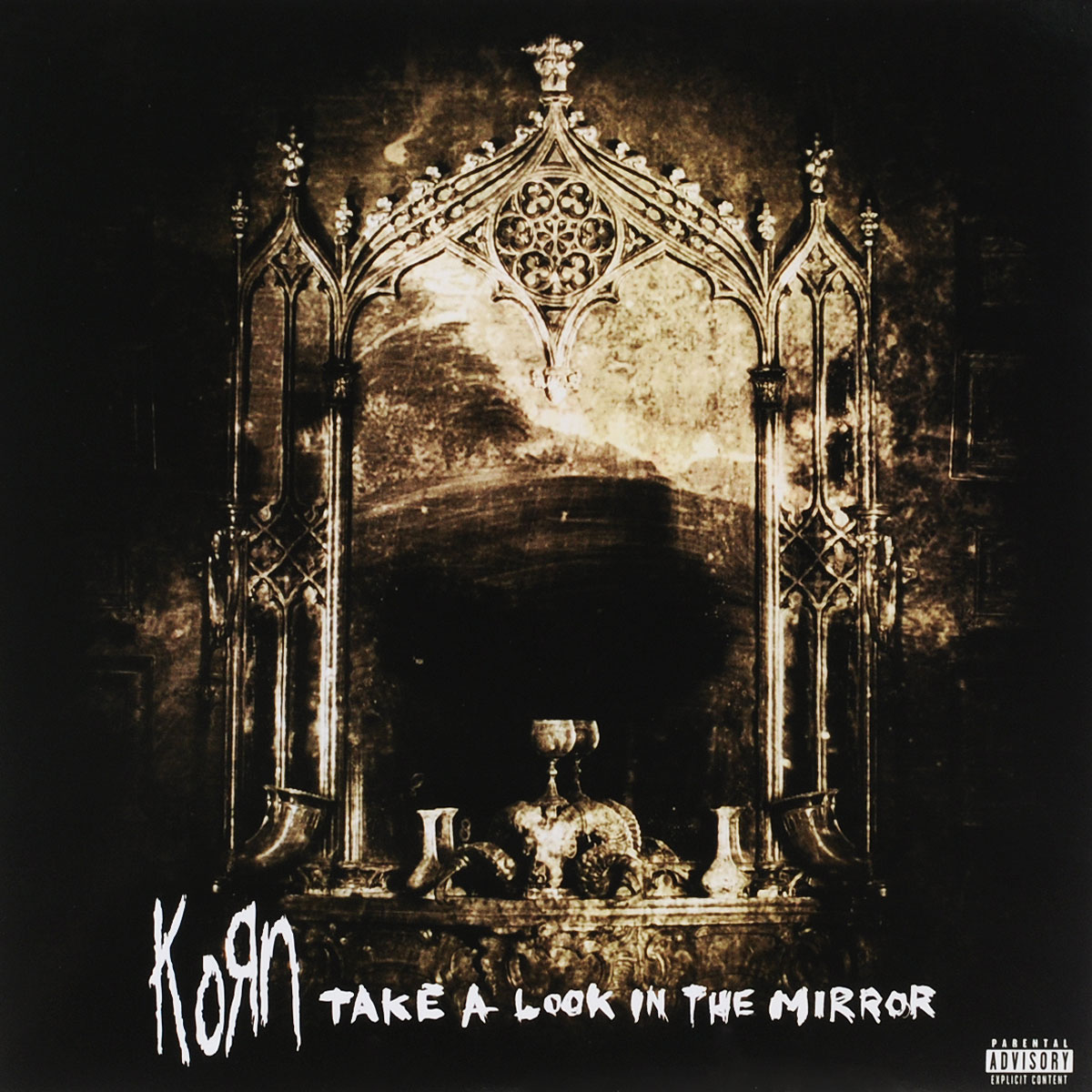 Korn Korn. Take A Look In The Mirror (2 LP) roxy music roxy music the studio albums limited edition 8 lp