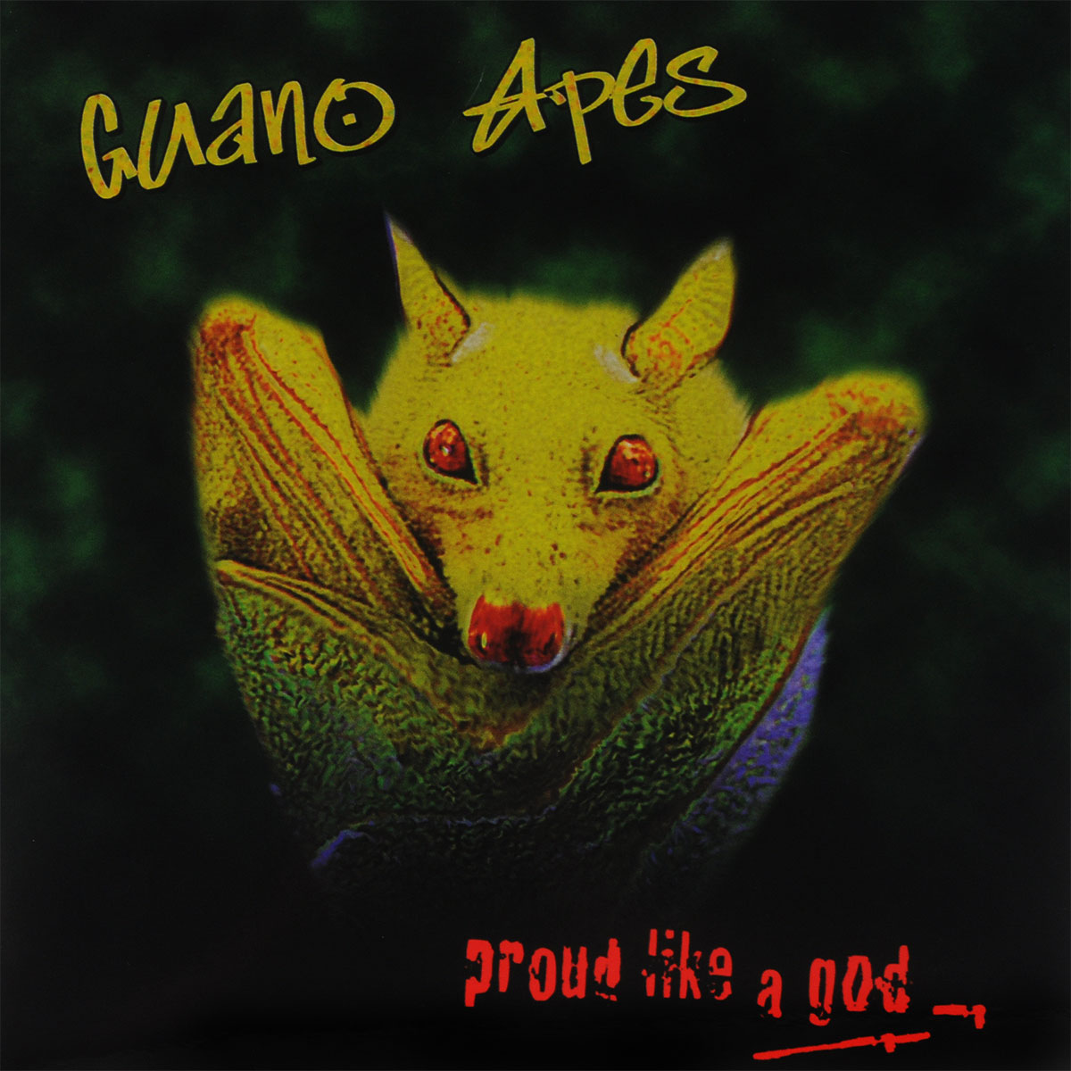 Guano Apes Guano Apes. Proud Like A God (LP) guano apes guano apes bel air 2 lp