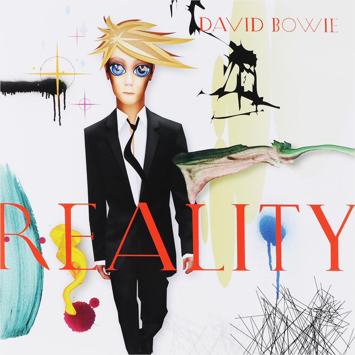 Дэвид Боуи David Bowie. Reality (LP) сайдинг vinyl on j профиль 3660 мм кремовый