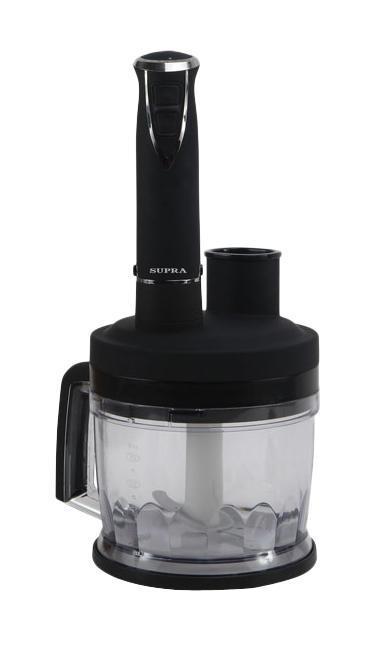 Supra HBS-121 блендерHBS-121Стильный и мощный погружной блендер с различными насадками позволит добиться профессиональных результатов обработки продуктов в домашних условиях.