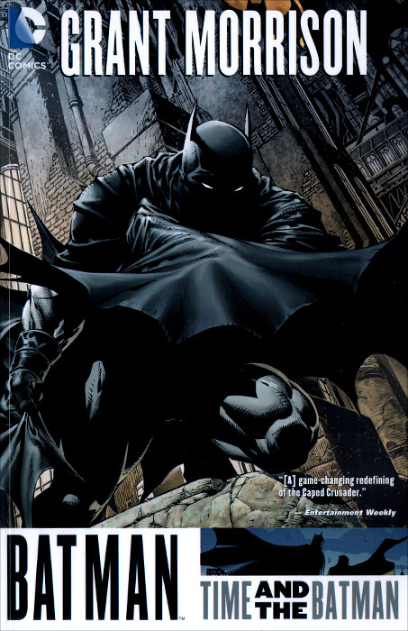 Batman: Time and the Batman grant morrison the invisibles
