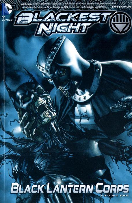 Blackest Night: Black Lantern Corps: Volume 1 blackest black