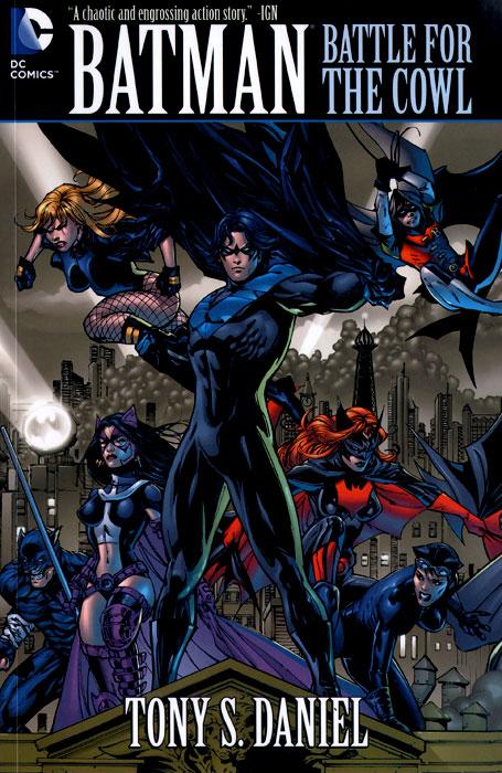 Batman: Battle for the Cowl batman gordon of gotham
