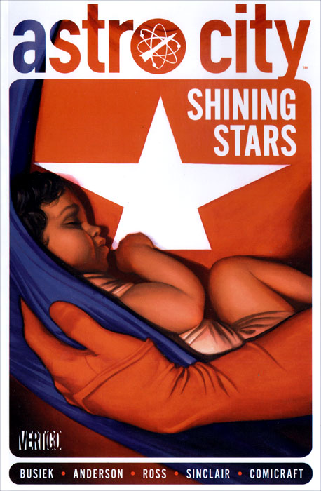Astro City: Shining Stars astro city vol 14