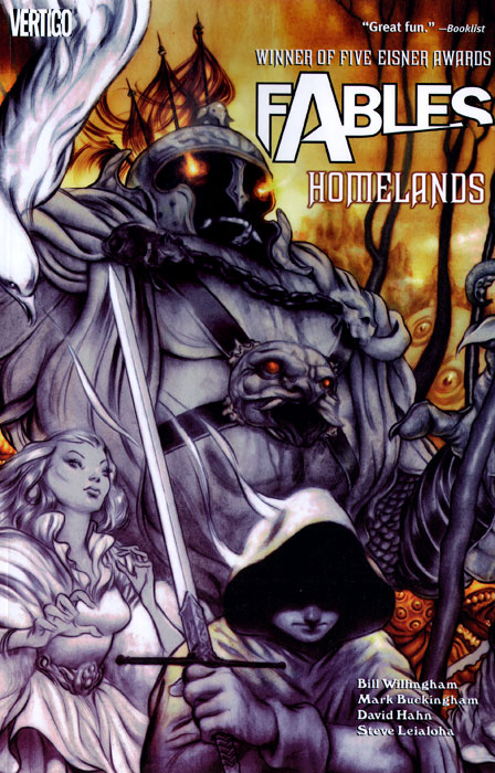 Fables: Volume 6: Homelands fables volume 11 war and pieces