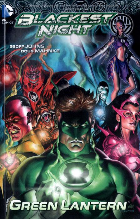 Blackest Night: Green Lantern gl tales of sinestro corps