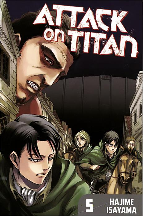 Attack on Titan: Volume 5 attack on titan volume 15
