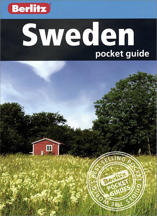 Berlitz: Sweden: Pocket Guide штукатурка фактурная мокрый бриз серебристо белая вгт 1кг