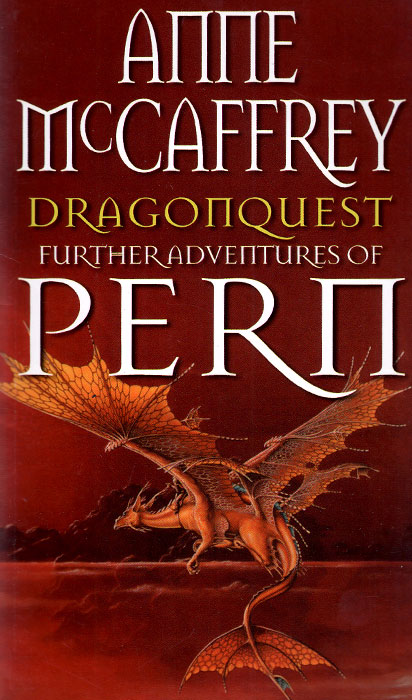 Dragonquest the dragonriders of pern