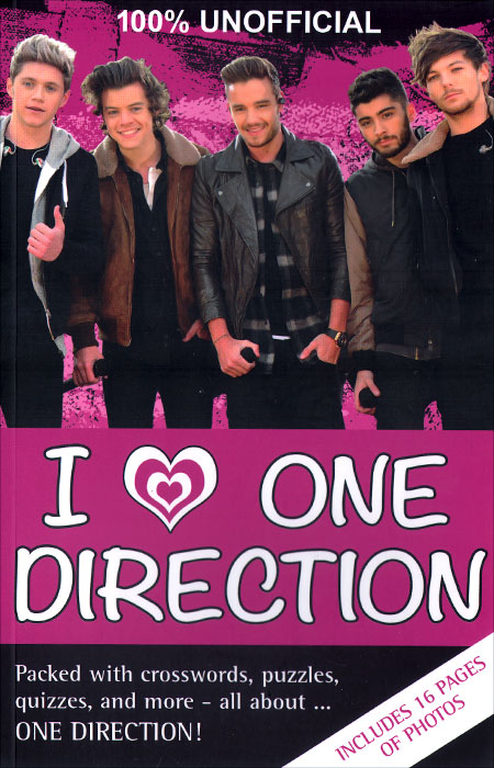 I Love One Direction one direction we love one direction