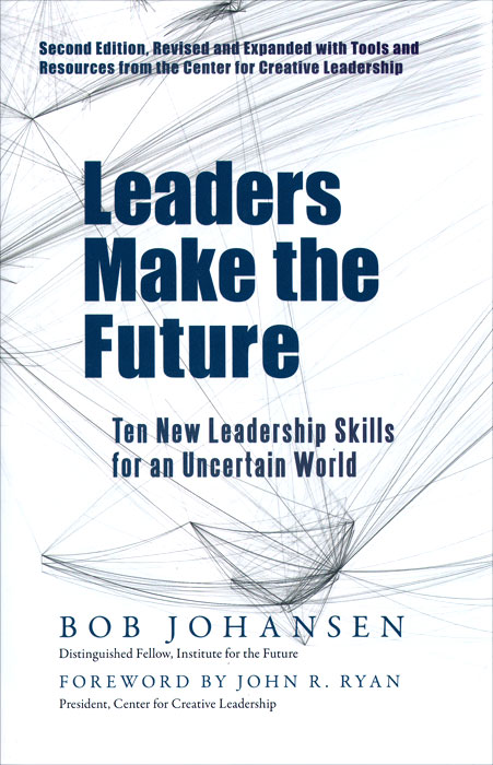 Leaders Make the Future: Ten New Leadership Skills for an Uncertain World david cottrell the first two rules of leadership