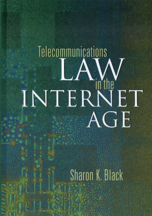 Telecommunications Law in the Internet Age ingo vogelsang telecommunications competition – the last ten miles