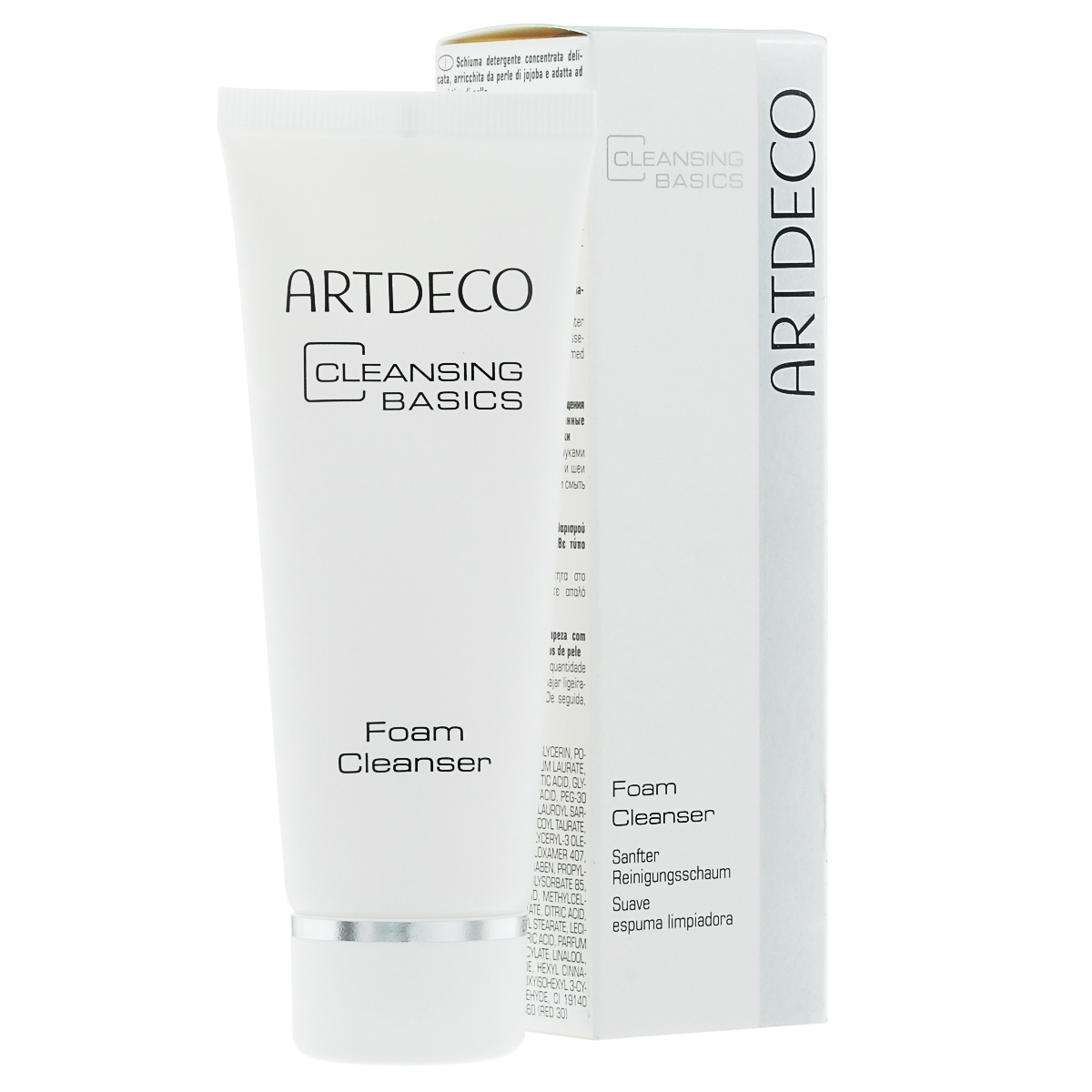 ARTDECO Пенка для умывания Pure Minerals Foam Cleanser, 75 мл пенка ciracle enzyme foam cleanser