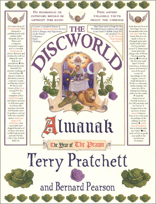 The Discworld Almanak technical analysis explained the successful investor s guide to spotting investment trends and turning points