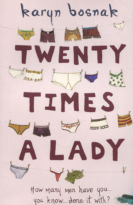 Twenty Times a Lady what she left