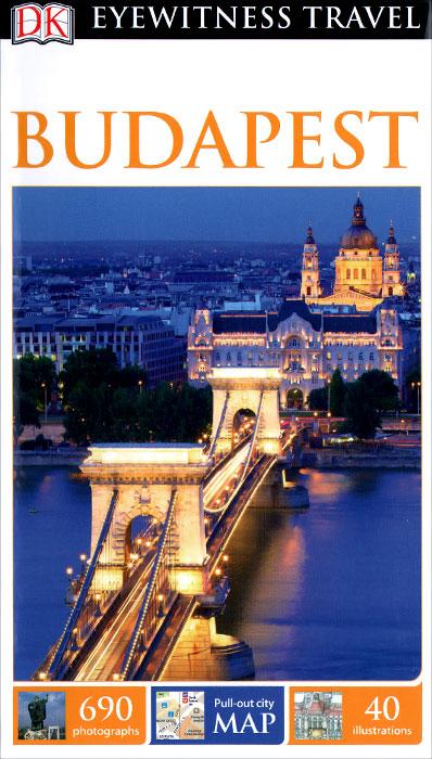 Фото Budapest (+ карта) dk eyewitness top 10 travel guide scotland