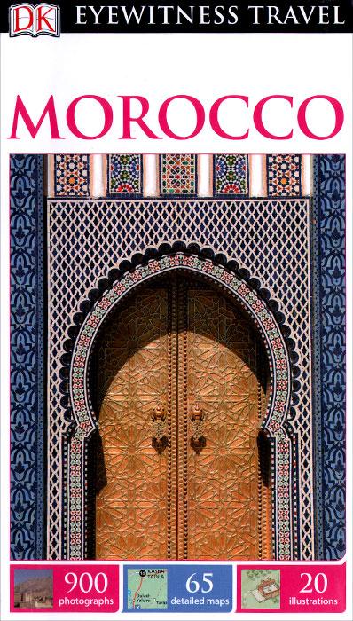 Фото Morocco dk eyewitness top 10 travel guide scotland