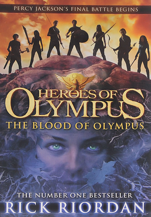 The Blood of Olympus blood of the earth