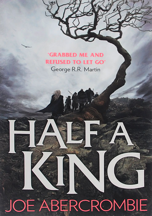 Half a King heir of the cursed king