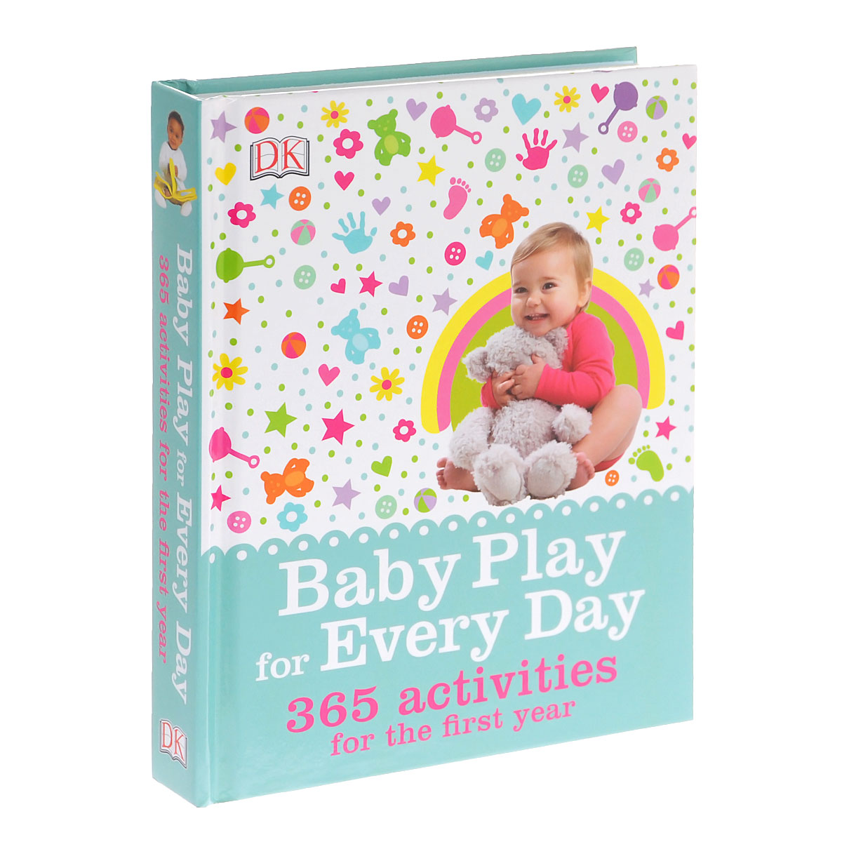 Baby Play for Every Day: 365 Activities for the First Year atlanta ath 882 pink фен
