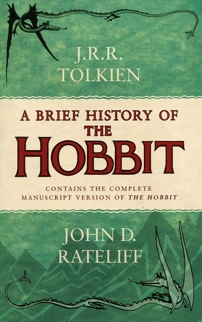 A Brief History of the Hobbit harari y sapiens a brief history of humankind