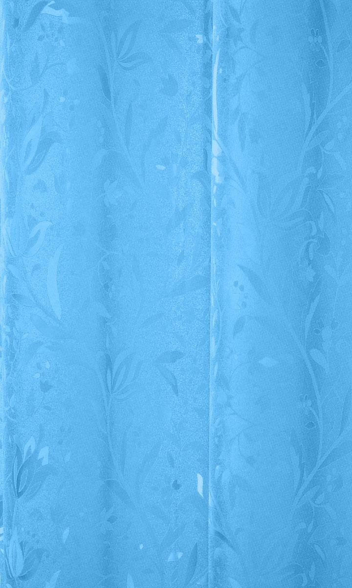 Штора для ванной комнаты White Fox Узор, цвет: синий, 180 см х 200 смWBCH10-322Штора для ванной комнаты White Fox Узор, выполненная из PEVA (полиэтиленвинилацетата), украшена цветочным принтом. В комплекте прилагаются 12 фигурных пластиковых колец в форме С.Штора для ванной комнаты White Fox Узор удобна и проста в уходе. Можно стирать в мыльном растворе.Штора для ванной комнаты является прекрасным украшением для ванной комнаты и надежной защитой от разбрызгивания воды.Состав шторы: PEVA (полиэтиленвинилацетата).