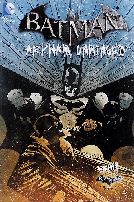Batman: Arkham Unhinged: Volume 4 batman gordon of gotham