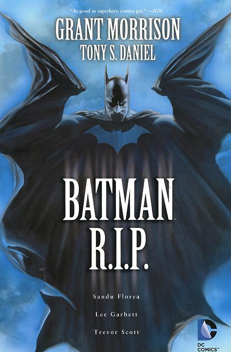 Batman: R.I.P. batman gordon of gotham