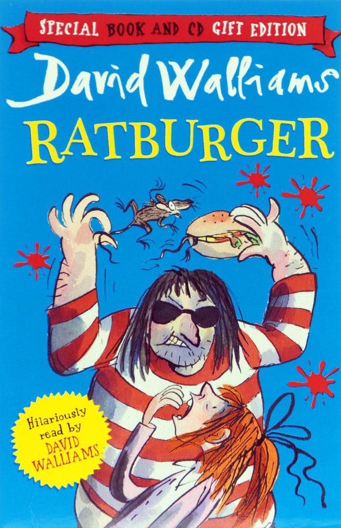 Ratburger (+ 3 CD-ROM) rdr cd [young] granny fixit and the monkey