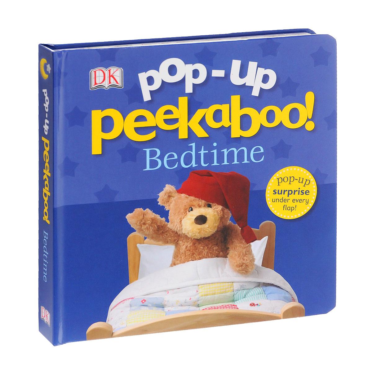Pop-Up Peekaboo! Bedtime peekaboo bathtime