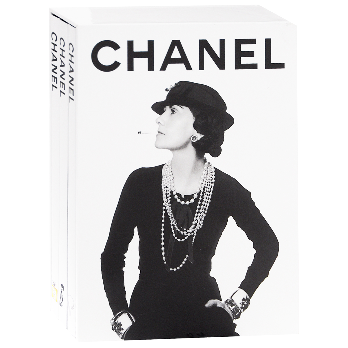 Chanel (комплект из 3 книг) библиотека сойкина комплект из 147 книг