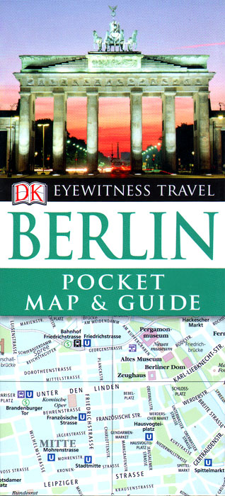 Berlin: Pocket Map and Guide (+ карта) pocket eyewitness dogs