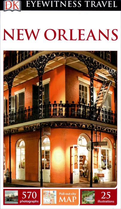 Фото New Orleans dk eyewitness top 10 travel guide scotland