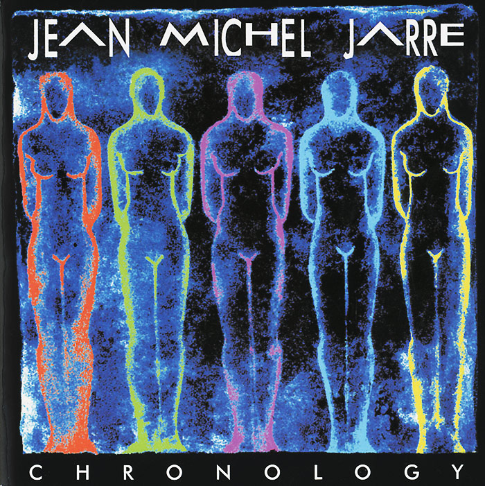 Жан-Мишель Жарр Jean Michel Jarre. Chronology cd jean michel jarre cities in concert houston lyon