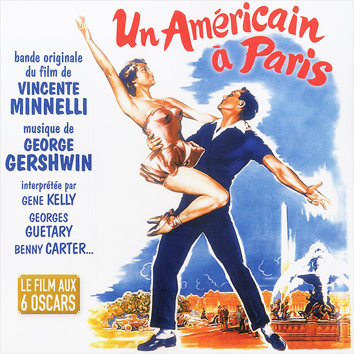 Un American A Paris. Bande Originale Du Film