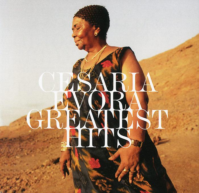 Сезария Эвора Cesaria Evora. Greatest Hits cesaria evora greatest hits cd