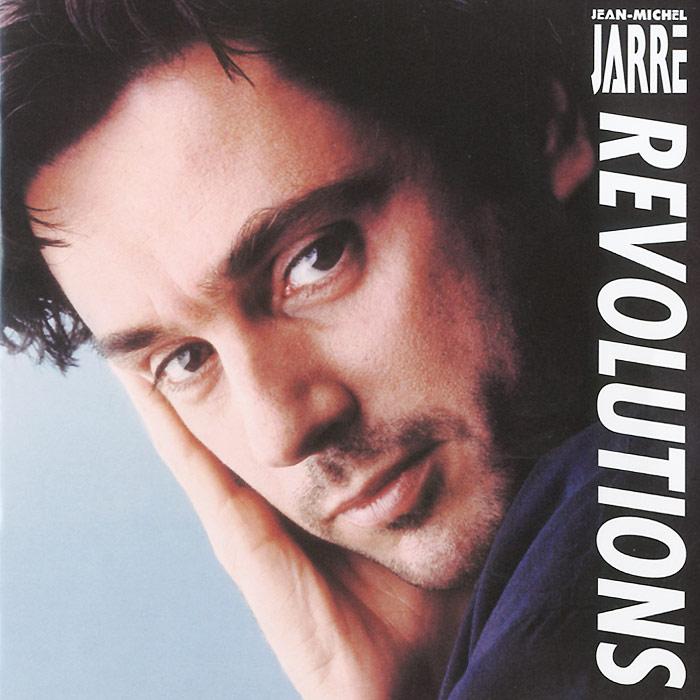 Жан-Мишель Жарр Jean-Michel Jarre. Revolutions cd jean michel jarre cities in concert houston lyon