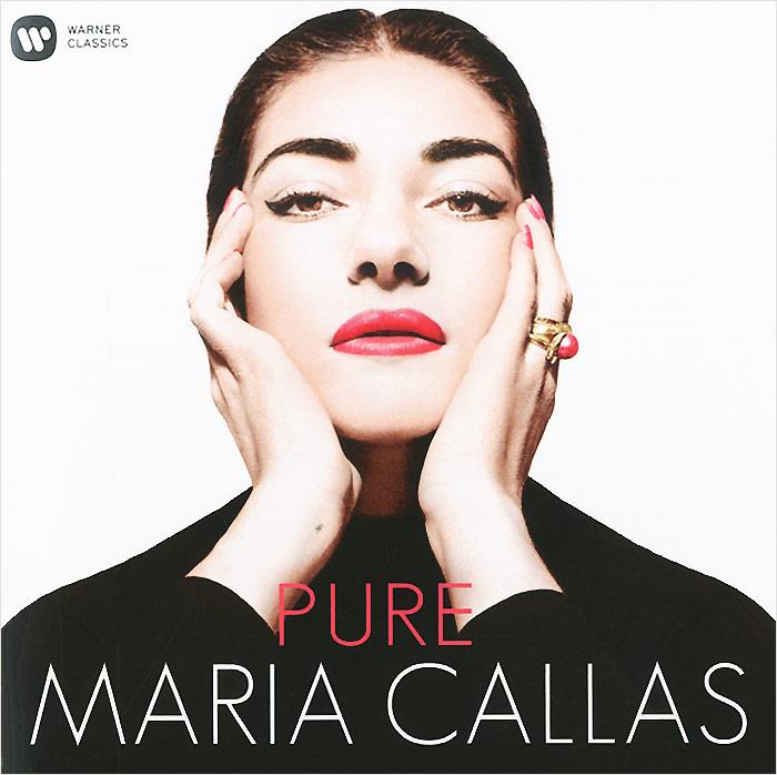 Мария Каллас Maria Callas. Pure виниловая пластинка maria callas remastered