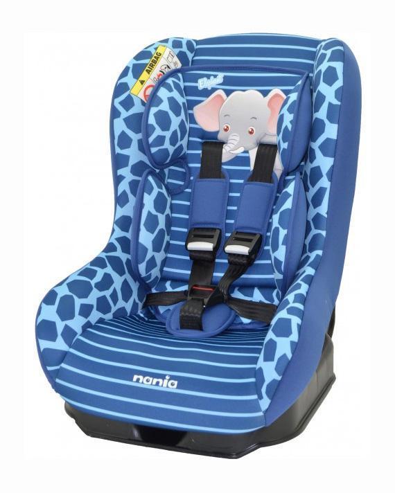 Автокресло Nania Driver гр. 0-1 Elephant автокресло nania driver jaguar 43237